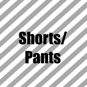 Pants - Shorts/Pants